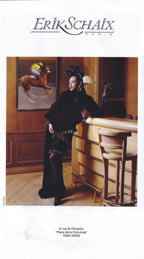 Joyce magazine erik schaix paris