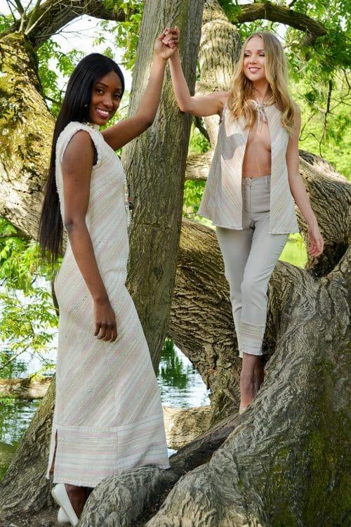 Spring summer ready-to-wear collection by the fashion designer Erik Schaix.