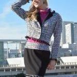 berlin-ensemble-tailleur-femme-tweed-jupe-veste-costime-pompon-erik-schaix-paris-paris
