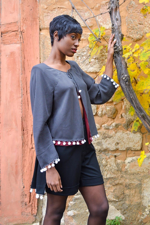 collection prêt-à-porter femme réalisé par le couturier parisien Erik Schaix.