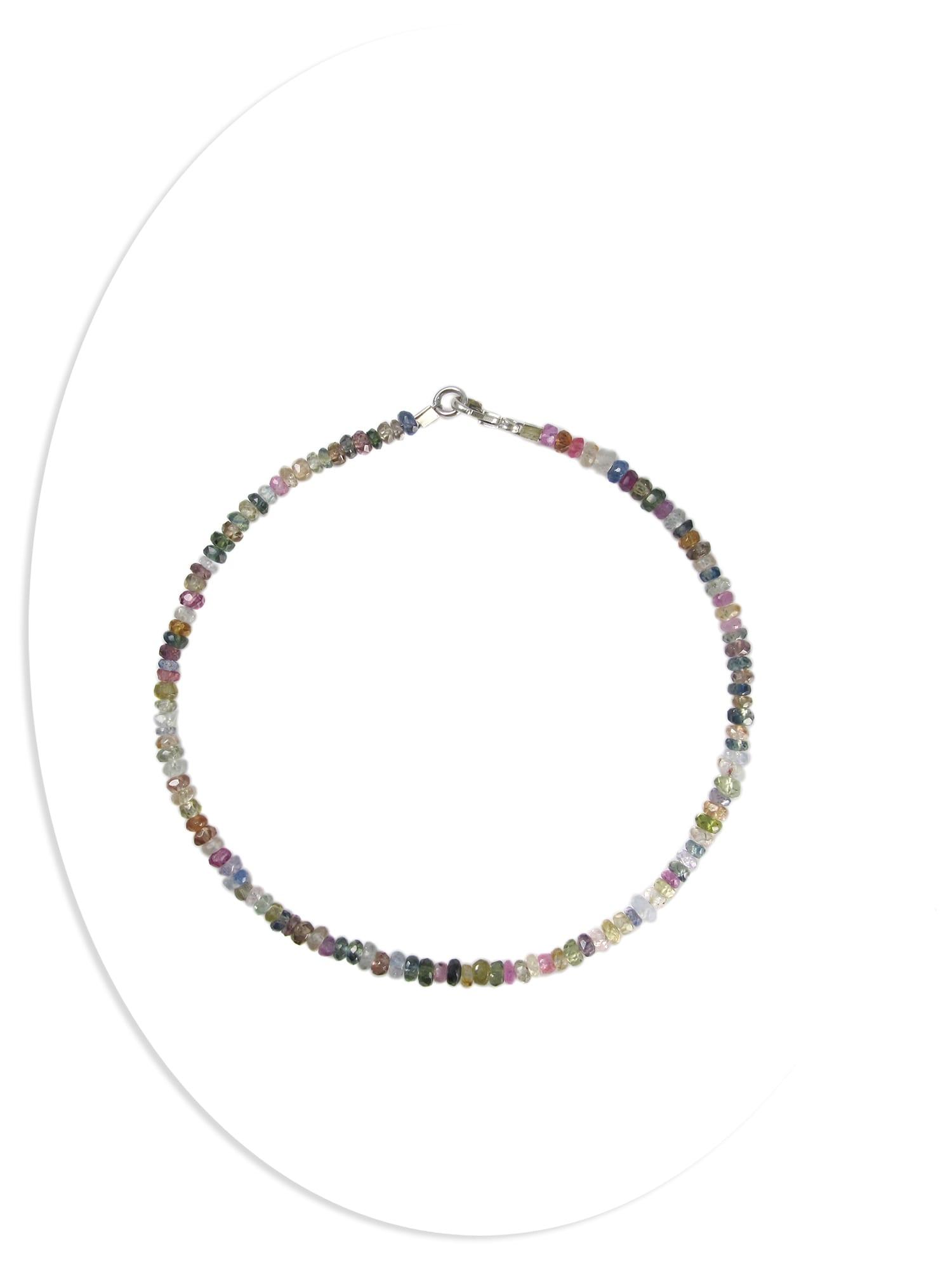 Saphir multicolore