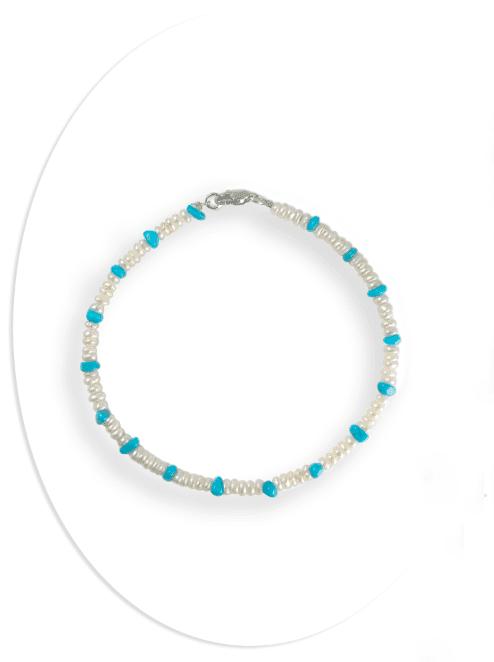 Turquoise - Perles